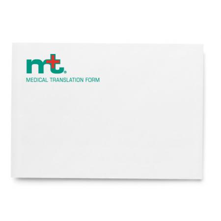 Medical Translation Form